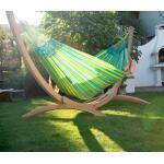 Tweepersoonshangmat Brisa outdoor - limoengroen