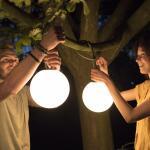 Buitenlamp Fatboy® Bolleke - LED draadloos groen