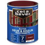 Cetabever Meesterbeits Deur & Kozijn dekkend, wijnrood - 750 ml