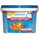 Chloorkorrels snelwerkend - SHOCK 5 kg