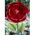 Decoratieve bloem met grondpin