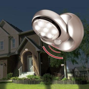 draadloze led lamp met draaibare kop 360