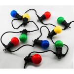 Feestverlichting 20 lampen 100 x led