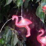 Flamingo lichtslinger