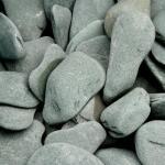 Flat pebbles groen 30/60 in big bag ca. 0,7 m³