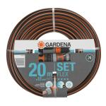 Tuinslang GARDENA FLEX Power Grip 20 m met toebehoren