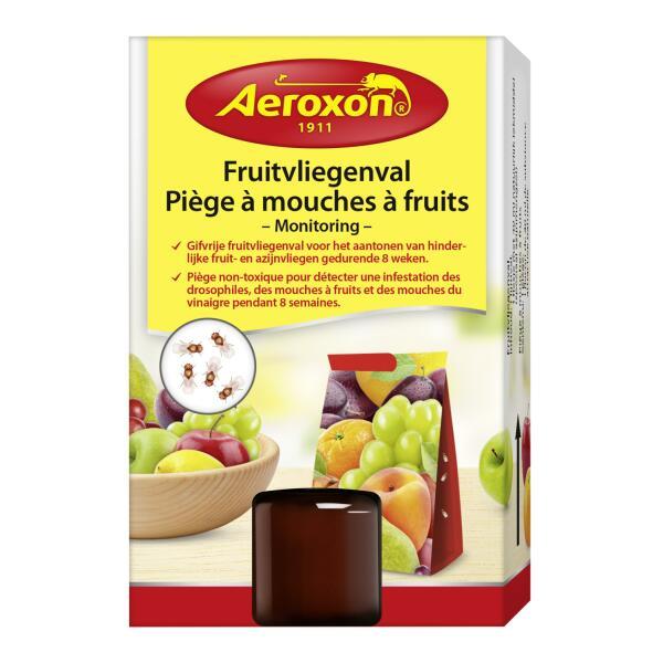 Fruitvliegjesval om fruitvliegjes te bestrijden in de for Fruitvliegjes in keuken