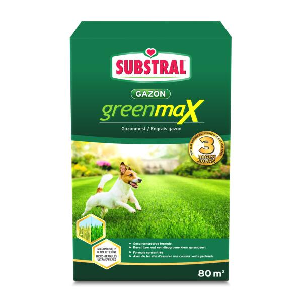 GreenMAX Substral - 80 m²