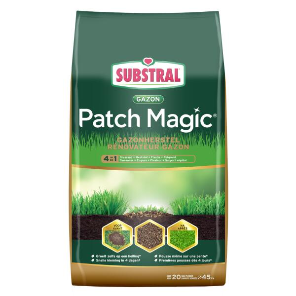 Gazonherstel patch magic 1,5 kg