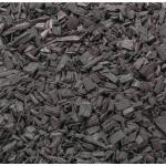 Gekleurde houtchips - Ardoise grijs 50 liter