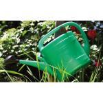 Gieter in kunststof groen - 10 liter