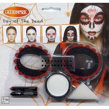 Halloween make-up kit voor vrouwen