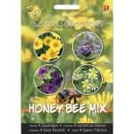 Honey Bee mix - 4 zaadzakjes