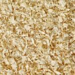 Houtkrullen Classic bedding kippen/knaagdieren - 550 liter