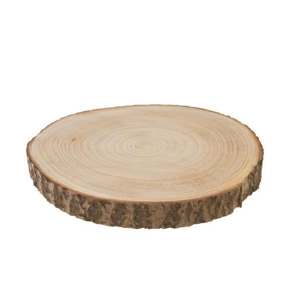 Decoratieve houtschijf kopen boomschijf in tropsich for Houten schijven decoratie