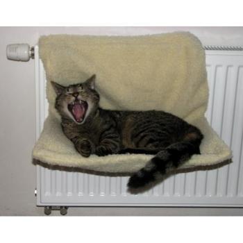 Poezenmand Kattenmand Aan Radiator Hangmand Voor Kat Aan Radiator