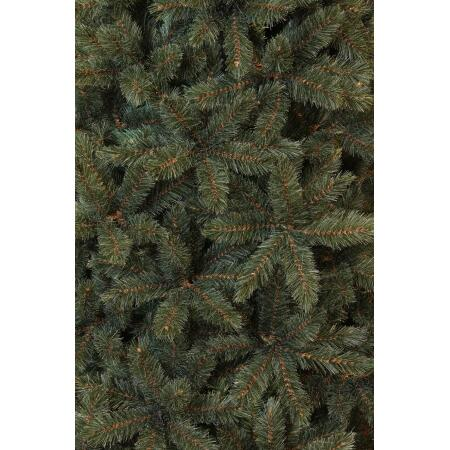 Kerstboom Forest Frosted 185 cm blauwgroen