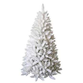 witte kunststof kerstboom kopen namaak kerstboom wit kerstdecoratie decoratie en sfeer tuinadvies