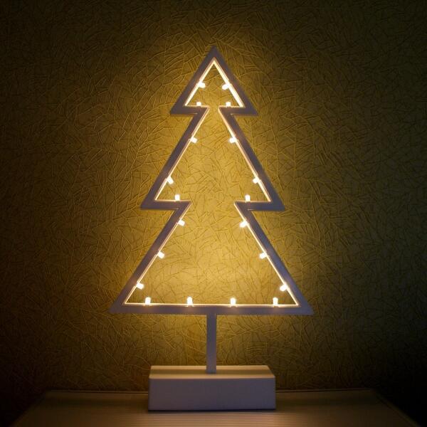 Kerstboom met verlichting kopen - aanbieding deco kerstboom ...