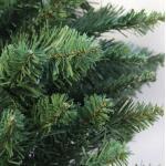 Kerstboom smal kunststof  180 cm