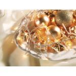 Kerstverlichting compact 500 led transparant met dimmer - 11 m