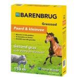 Kleinvee en paard graszaad - 300 m²
