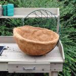 Kokosliner komvormige - Ø 40 cm