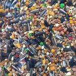 Vogelvoer voor voedertafel, silo en als strooivoer - 18 kg