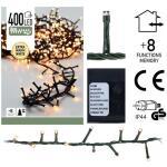 Ledslinger microcluster - 400 leds