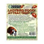 Lokstof / voedsel lieveheersbeestjes