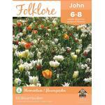 Bloembollenmengsel Folklore John