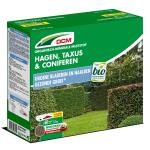 DCM meststof hagen, taxus en coniferen - 3 kg