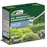 DCM Meststof Ilex, Osmanthus en bladhoudende heesters - 3 kg