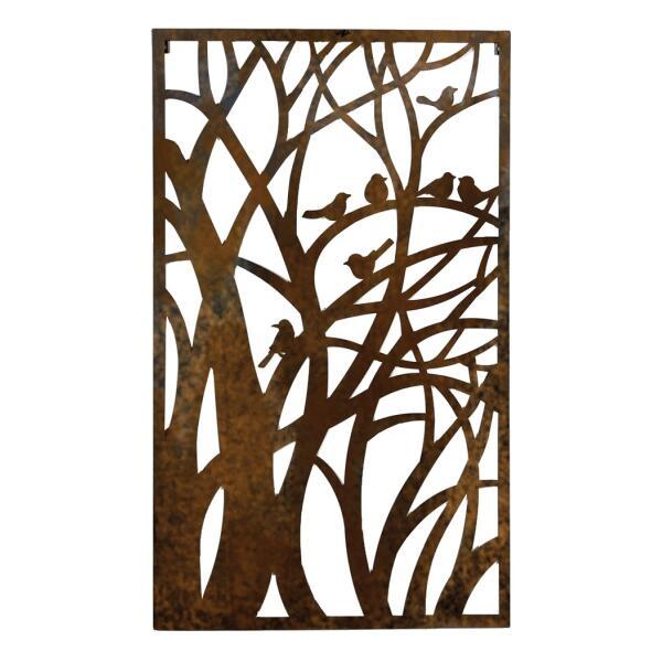 muurdecoratie met vogels in boom kopen wanddecoratie met