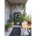 Muurkas City Garden - 40 x 80 x 158 cm - 0,32 m²