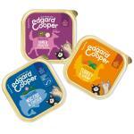 Multipack natvoer voor volwassen katten - Edgard&Cooper 6 X 85 g