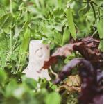 Ost-OYA waterkruik voor sierpotten in klei - small 500 ml