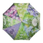 Paraplu met bloemenprint - Ø 120 cm