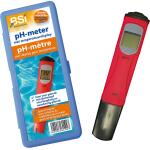 pH meter digitaal met temperatuurdisplay