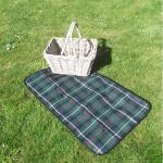 Picknickmand + gratis picknickdeken