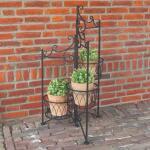 Plantenstandaard voor 3 potten