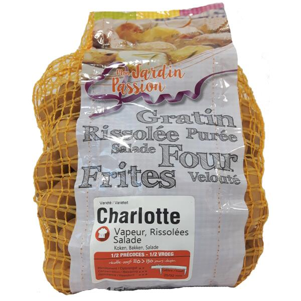 Pootgoed Charlotte France 1,5 kg
