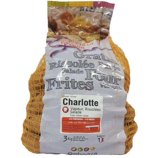 Pootgoed Charlotte France 3 kg