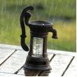 Regenmeter - pluviometer waterpomp -