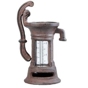 Ongebruikt Waterpomp regenwater - regenmeter in de vorm van een waterpomp BR-49
