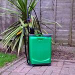 Rugsproeier groen - 16 liter