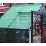 Schaduwdoek groen 1,25 x 2,5 meter