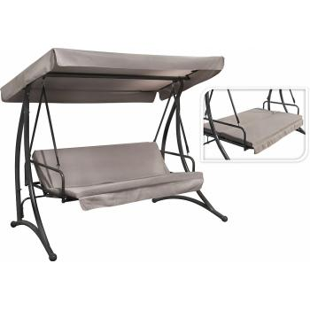 schommelbank tuin metaal in aanbieding alsook schommelbed | stoelen