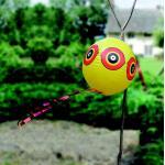 Schrikbal tegen vogels - geel