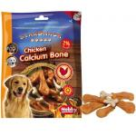 Snack hond kip calcium been 375 g